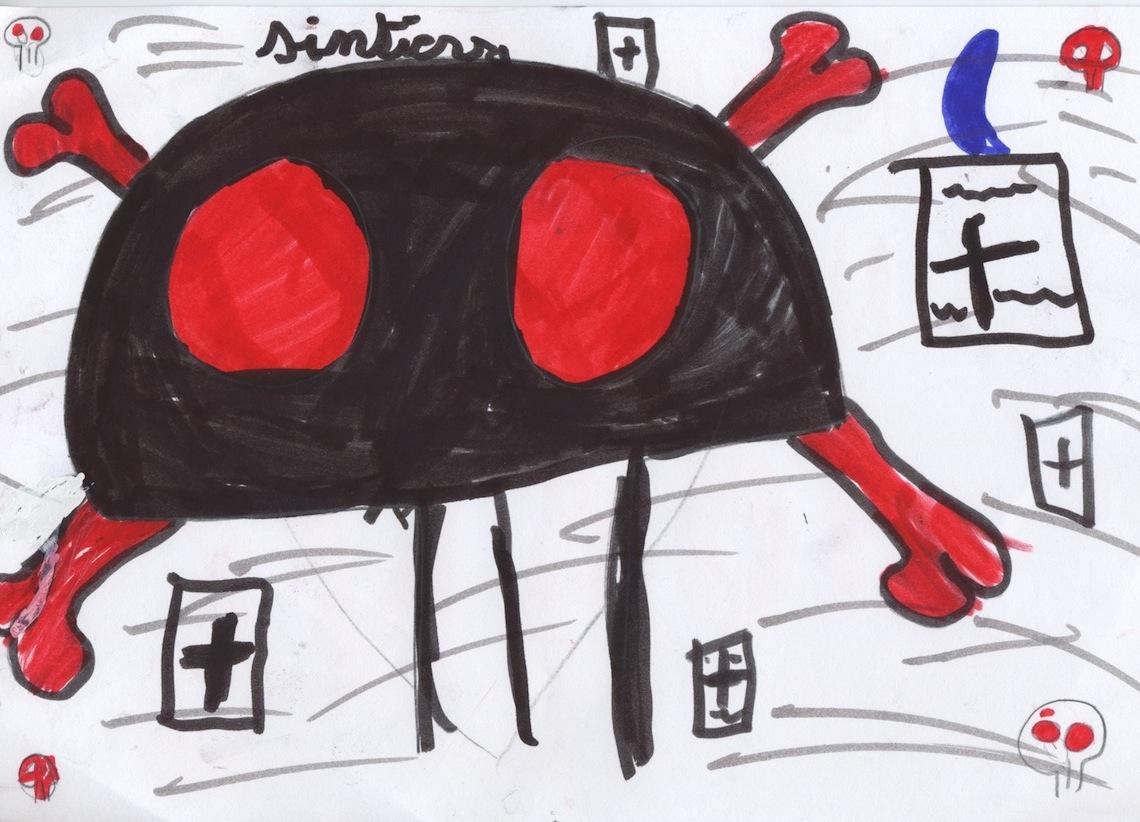 La mort by Malo, 10 ans