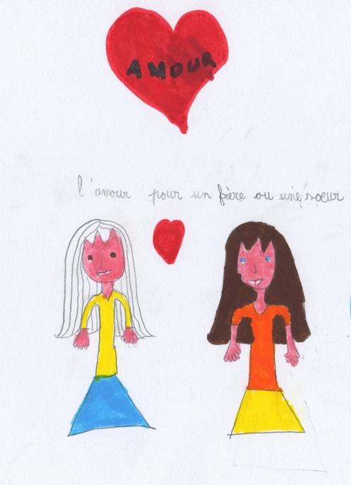L'amour by Eva, 8 ans